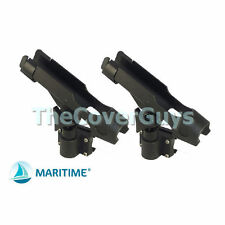 Boat and Kayak Rod Holders with Rail and flush Mounts FREE Postage x 2