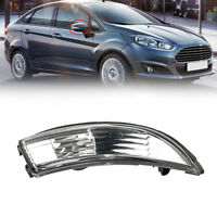 Wing Mirror Indicator Light Lens Cover For Ford Fiesta 2008-14 Driver Side