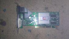Carte graphique radeon 9200SE VGA, DVI, vidéo 128 MB