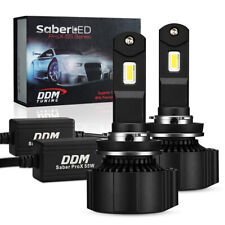 Pair of DDM Tuning 55W Saber ProX LED, Philips LED, 12500LM