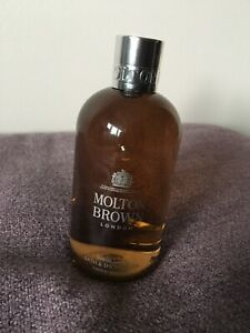 New Molton Brown Suede Orris Bath & Shower Gel 300ml New RRP £22