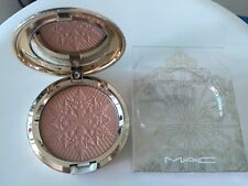 MAC Snow Ball Snowball Face Powder (Opalescent) Highlighter Here Comes Joy NIB