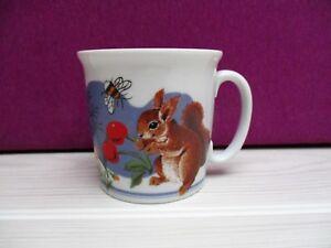 mug / tasse IKEA en porcelaine design and quality décor Ecureuil / squirrel