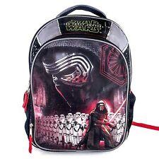 Star Wars Episode 7 Kylo Ren and Stormtrooper Backpack, Gray/Black