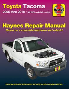 Toyota Hi-Lux 2005-2018 Repair Manual