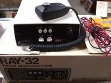 Vintage Raytheon Ray-32 Vhf / Fm Radiotelephone in Orig Box Untested (S5-T)