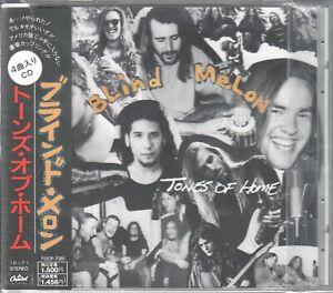 Blind Melon  CD-SINGLE  TONES OF HOME  ©  1992   JAPAN
