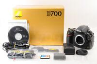 【MINT】NIKON D700 12.1 MP Digital Camera Body 25k Shutter +32G SD Card BOX JAPAN