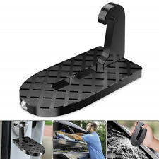 Rooftop Rack Assistance Easy Acess The Door Hooked Step On Car SUV 4X4 Latch