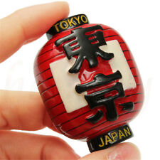 3D Resin Japan Tokyo Lantern Fridge Magnet Decor City Tourist Travel Souvenir