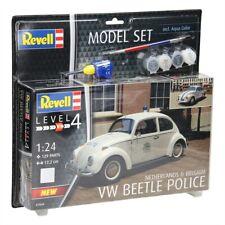 REVELL 07666 modele VW coccinelle Beetle Police (Pays-Bas/Belgique) 1:24 07666