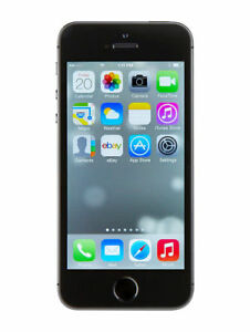 Apple iPhone 5s - 32GB - Space Gray (Cricket) A1533 (GSM)