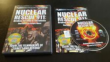 Nuclear Rescue 911: Broken Arrows and Incidents (DVD, Collector's Edition) RARE