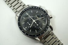 OMEGA SPEEDMASTER PROFESSIONAL 145022 MAN ON THE MOON STAINLESS STEEL DATES 1971