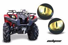 AMR Racing Head Light Eyes Yamaha Grizzly 660/350/400 ATV Headlight Part ECLIP Y