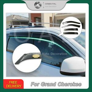Premium Weathershields Weather Shields for Jeep Grand Cherokee WK 10-21
