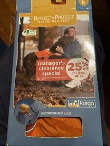 Kurgo Lighted Reflective Dog  Vest Large