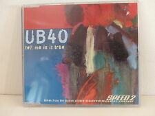 CD 4 titres BO Film OST Speed 2 UB 40 Tell me is it true 7243 8 94383 21 DEDP 48