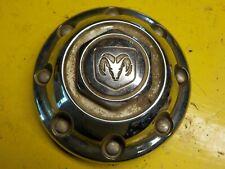 00-02 Dodge Ram 2500 3500 8 Lug Wheel Hex Chrome Center Cap 52039098 #C