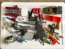 Vintage G.I. Joe ARAH Vehicle Parts and Accessories Lot
