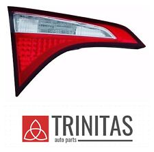 New 2014-16 COROLLA  DRIVER LEFT BACKUP TAIL INNER LAMP ASSEMBLY LH