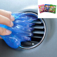 Magic Sticky Clean Glue Gum Gel Cleaning Car Interior Keyboard Dust Cleaner 1 x