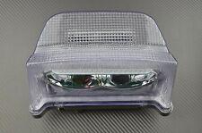 Feu arrière clair clignotant intégré tail light Kawasaki All ZRX 1200 2000 02
