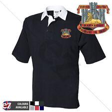 Devon and Dorset Regiment - Army - Rugby Shirt Short Sleeve