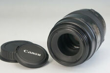Canon Lens MACRO LENS EF 100mm 1:2:8 Free Shipping 228f03