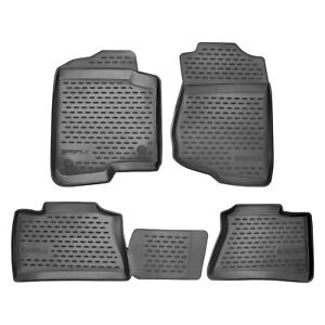 Westin 2015-2017 Jeep Renegade Profile Floor Liners 4pc - Black