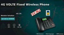 TELEFONO 4G  HOSPOT WIFI SIM CARD GSM FISSO SCRIVANIA TIM VODAFONE WIND ILIAD