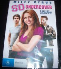 So Undercover (Miley Cyrus) (Australia Region 4) DVD – New