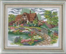 Counted Cross Stitch Kit Dream House