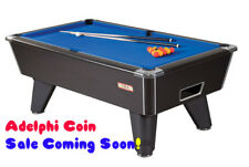 Pool Tables available now!!. New 7ft Supreme Winner on Free Play Black