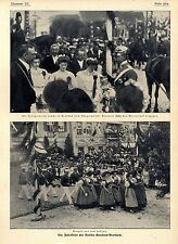 Jubelfeier (350 Jahre Brandenburg-Preußen) des Kreises Beeskow-Storkow c.1906