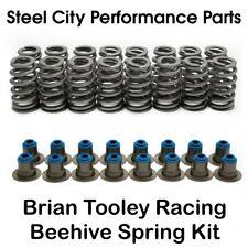 "Brian Tooley Racing LS6 Style BTR .560/"" Lift Drop-In Beehive ValveSprings"