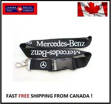 Lanyard Key Chain Strap for Mercedes-Benz B200 C300 E320 ML550 SLK350 SL550 S400