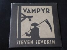 Steven Severin - Vampyr (SEALED NEW CD 2012) SIOUXSIE AND THE BANSHEES THE GLOVE