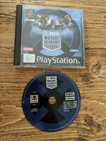 X-Men: Mutant Academy, Sony Playstation 1 Game, Trusted Ebay Shop, Complete