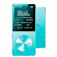 Mp3 Player, Hotechs Hi-Fi Sound, with FM Radio, Recording Function Build-in Sp..