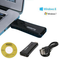1080P USB 2.0 HDMI Video Capture Box Recorder Decode Up to 1080p 60@   for PS4