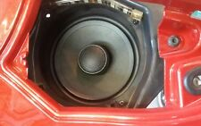 """Victory Cross Country Motorcycle 5.25"""" to 6.5"""" Speaker Adapters, Stereo Upgrade"""