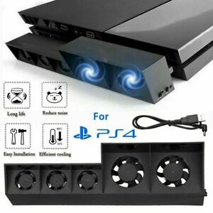 PS4 Cooling Fan USB - Turbo Cooler For Playstation 4 Original Console