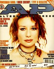 Tori Amos A. P. Magazine October 1999 Powerman 5000 Filter Bryan Ferry Very Cool