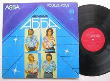 LP Abba - Voulez Vous - Russian Press - Melodia - Melodiya.