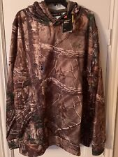 New Under Armour UA Storm RealTree Xtra Camo Men's Hunting Hoodie Sz 3XL 1285582