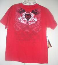 Phat Farm Toddler Boys Red T-SHIRT SIZE 2T NWT