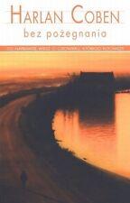 Bez pozegnania, Harlan Coben,  polish book