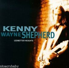 Ledbetter Heights by Kenny Wayne Shepherd CD Giant USA w/booklet no jewel case