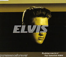 ELVIS PRESLEY - Rubberneckin' (Paul Oakenfold Remix) (UK 3 Tk CD Single)